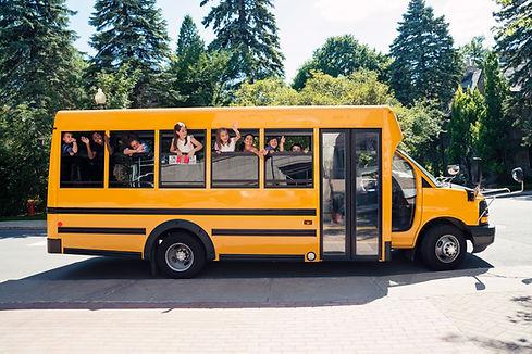 Bus/Van/Transportation at St. Xavier's Academy Haridwar