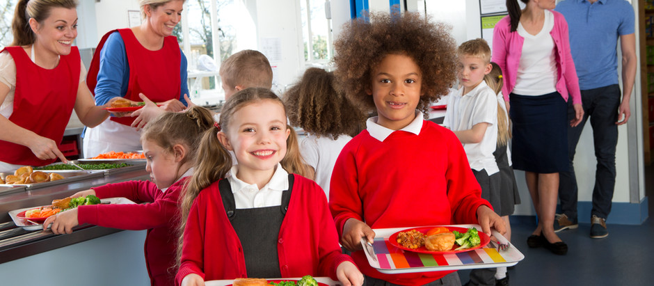 New Stanford Elementary Lunch Program