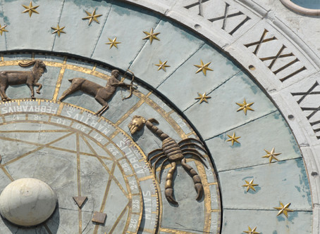 Weekly Horoscope- November 6-13, 2023