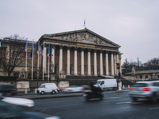 France prepares for Election Day
