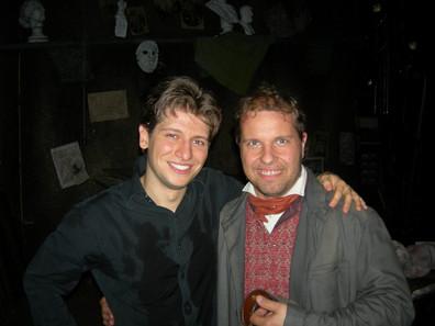 Marco with Daniele Rustioni