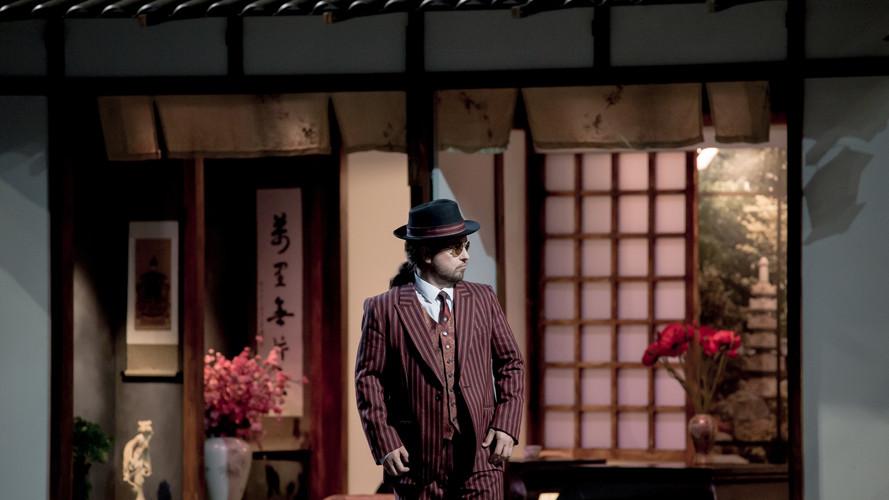 Madama Butterfly - Goro