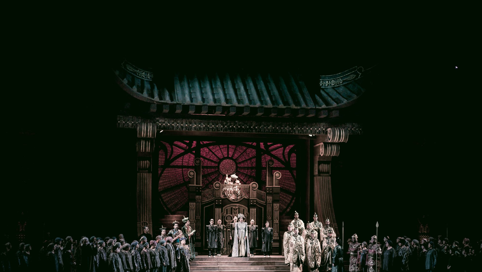Turandot - Pang