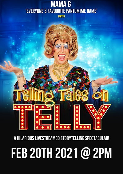 Telling Tales on Telly General Poster.pn