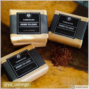 Ya Udongo soap labels