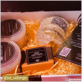 Ya Udongo product labels