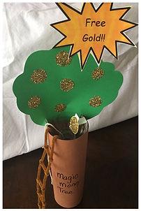 Kidfunideas.com St Patrick's Day Leprechaun Trap craft