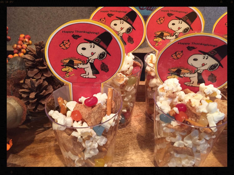 Kidfunideas.com Peanuts Thanksgiving