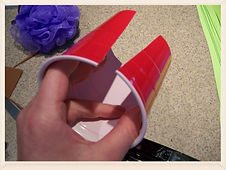 Kidfunideas.com catch the scoop craft game for kids