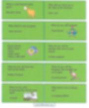 Kidfunideas.com Spring joke sheet