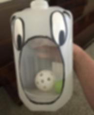 Kidfunideas.com Milk Jug Toss game