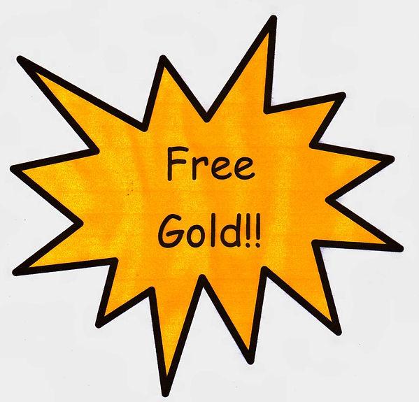 Kidfunideas.com St. Patrick's day leprechaun trap Free gold printout