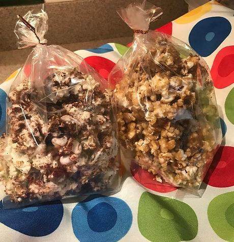 Kidfunideas.com Big top popcorn recipes