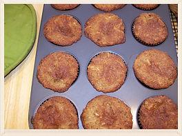 Kidfunideas.com caramel apple muffin recipe directions
