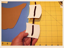 Kidfunideas.com Mayflower picture craft for kids