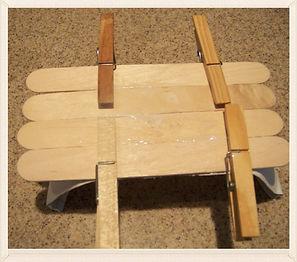 Kidfunideas.com picnic craft for kids