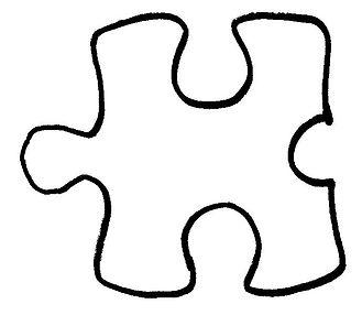 Kidfunideas.com Autism awareness bracelet craft pattern