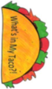 Kidfunideas.com What's in my Taco?! Cinco de Mayo book front cover