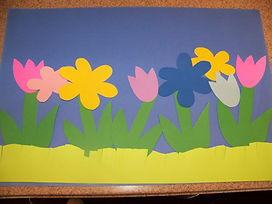 Kidfunideas.com Mother's day butterfly picture - picture of the flowers