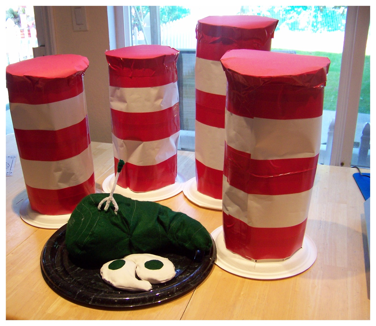 Dr. Seuss Cat in the Hat Hats
