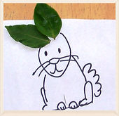 Kidfunideas.com leaf buddies autumn leaf craft