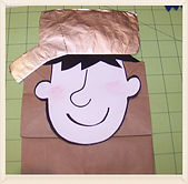 Kidfunideas.com johnny appleseed craft for kids
