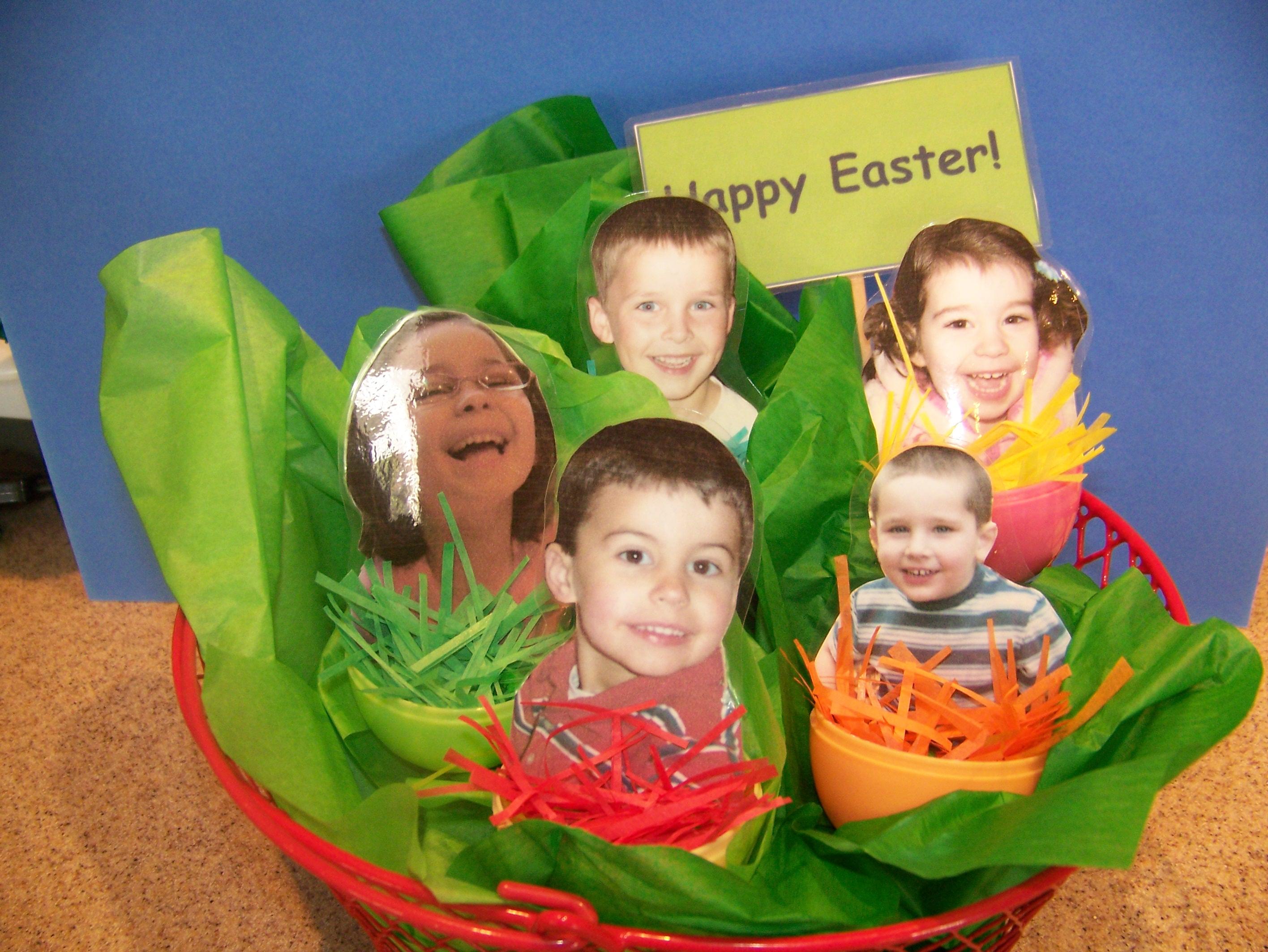Easter Egg Kids