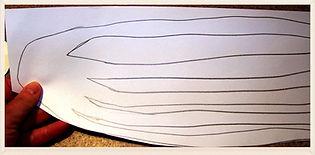 Kidfunideas.com handprint Halloween ghost craft