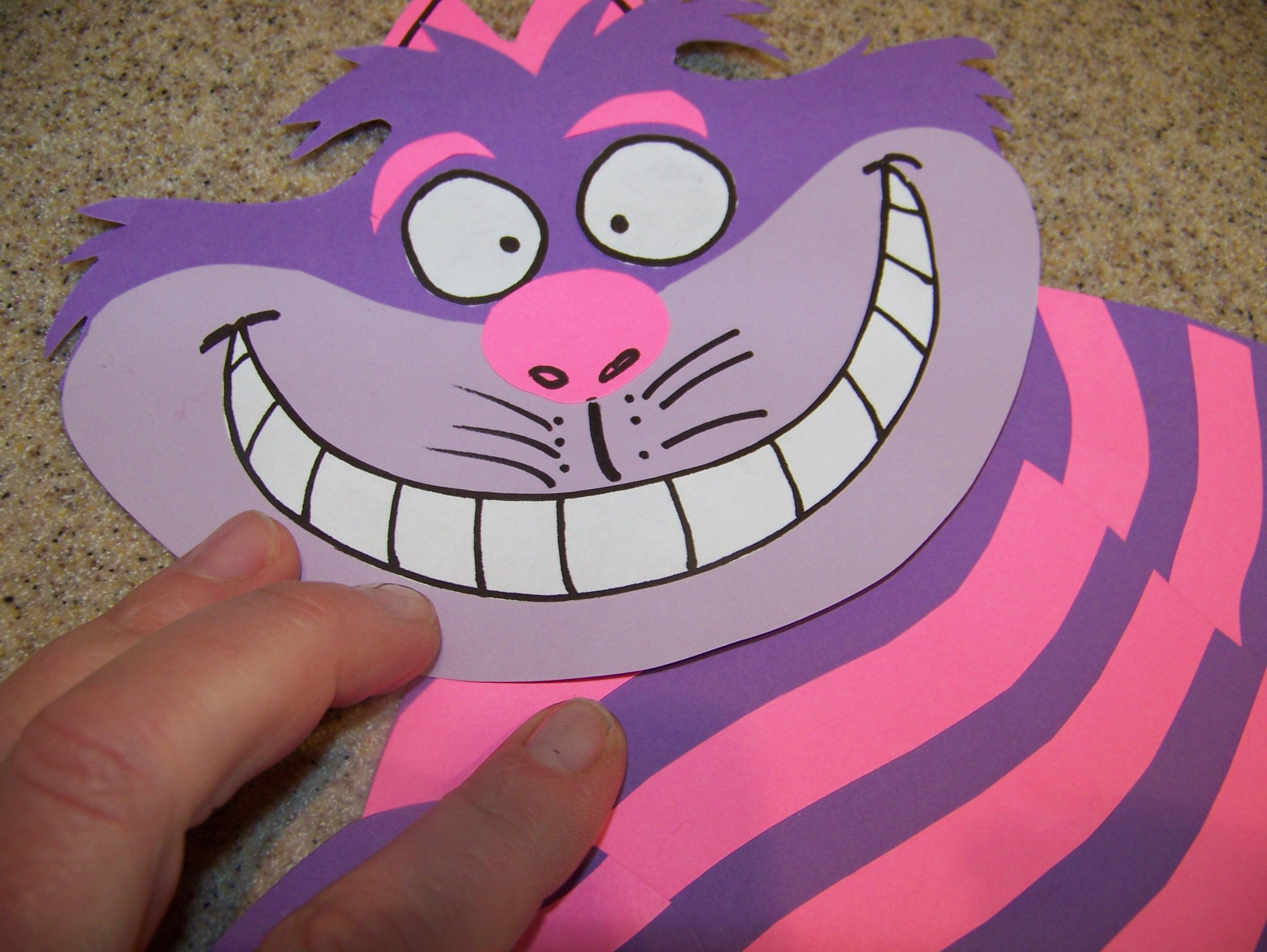 Cheshire Cat Craft