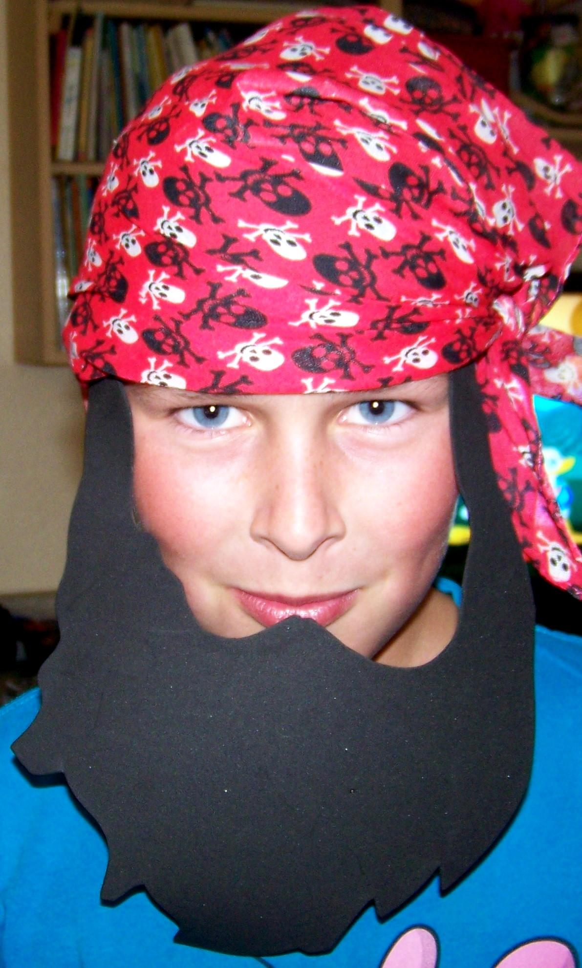 Kidfunideas pirate masks
