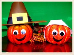 Pilgrim Pumpkins