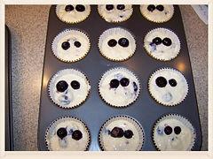 Kidfunideas Boo-berry Muffin recipe