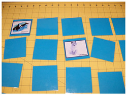 Arctic Animals match game project
