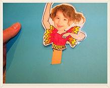 Kidfunideas.com spanish dancer cinco de mayo craft for kids