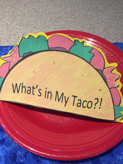 What's in my Taco?! book
