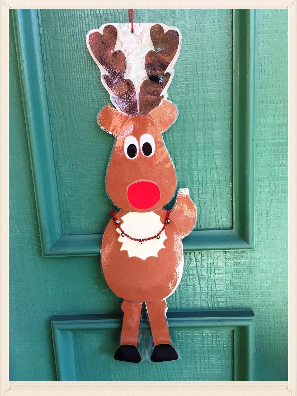 Rudolph the Reindeer Craft