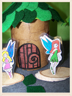 My Little Fairy Craft