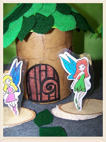 Kidfunideas My Little Fairy Craft