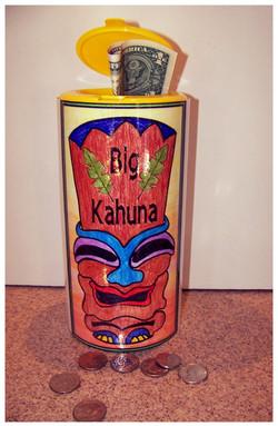 Big Kahuna Coin Catcher craft