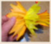 Kidfunideas.com spring flower pencil topper craft directions