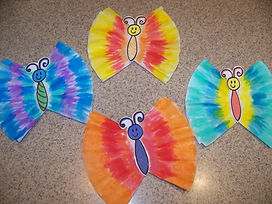 Kidfunideas.com Mother's day butterfly picture - picture of the butterflies