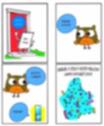 Kidfunideas.com knock knock joke pattern