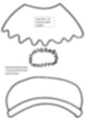 Kidfunideas.com groundhog paper bag puppet piece