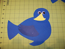 Kidfunideas.com April Fool's Day trick: the whale that flew picture of the bird side