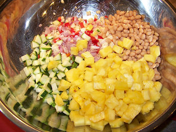 Kidfunideas.com fireworks corn salad recipe ingredients