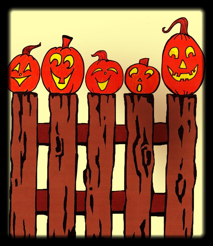 Five Little Pumpkins Mini book