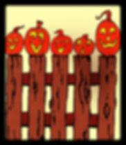 Kidfunideas.com Five Little Pumpkins Mini book for kids.  Free Halloween mini book craft for kids to make.