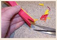 Kidfunideas.com spring flower pencil topper craft