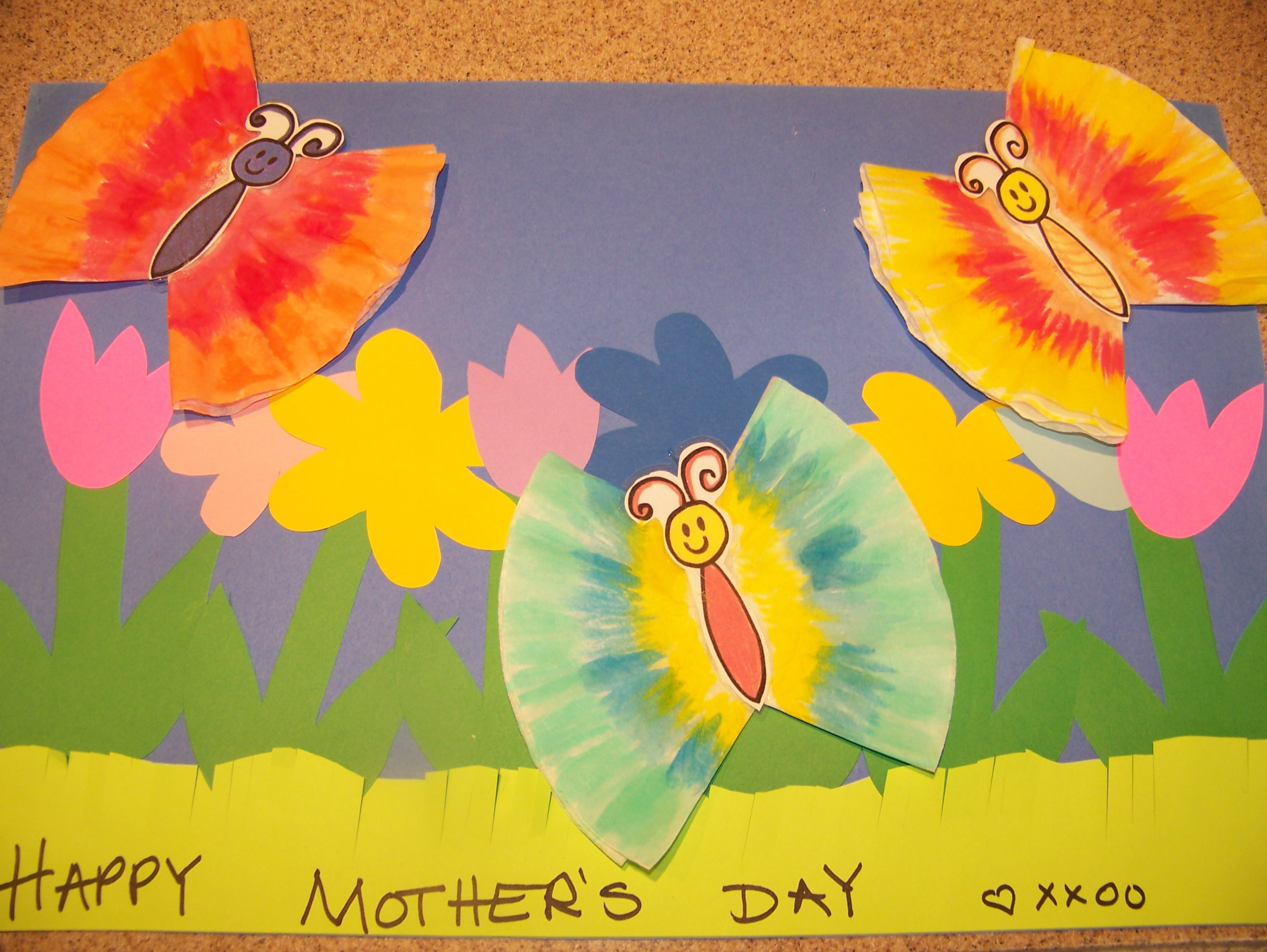 Mother's Day Butterfly picture