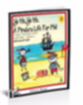 Kidfunideas.com Advanced pirate craft and activity book for kids.  Tons of fun Pirate crafts for kids - perfect for pirate party, as a birthday present or for camps